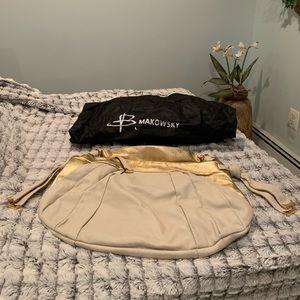 🆕B Makowsky Leather Bag